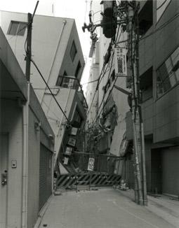 Sannomiya, Chuo-ku, from the series Kobe 1995 After the Earthquake, Ryuji Miyamoto