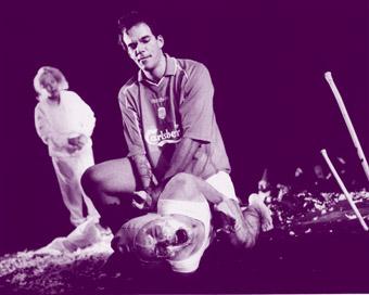 Lynette Curran, Socratis Otto & Matthew Whittet, Fireface