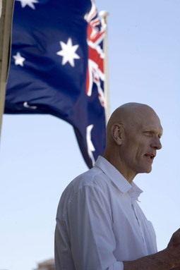 Peter Garrett, Minister for Environment Protection, Heritage and the Arts