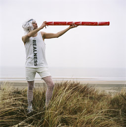 Christian Thompson, Isabella Kept Her Dignity, 2008, C-type print