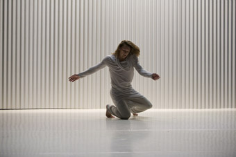 Luke Hanna, The Cry, Dance North