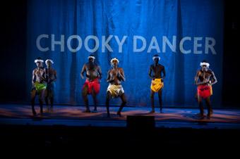Ngurrumilmarrmeriyu (Wrong Skin), Chooky Dancers