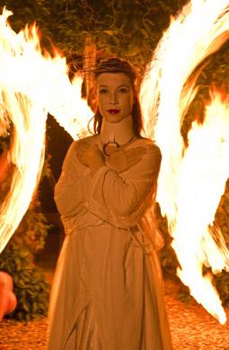 Andrea Jenkins, Dante's Inferno, Zen Zen Zo