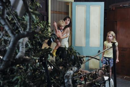 Charlotte Gainsbourg, Morgana Davies, Gabriel Gotting, The Tree