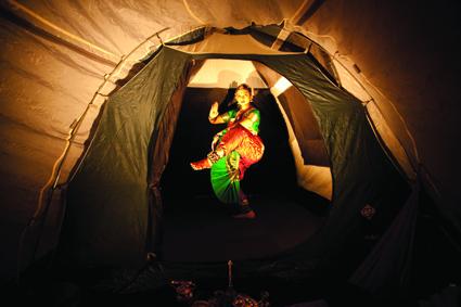 Radhika Krishnamoorthy, Private Dances
