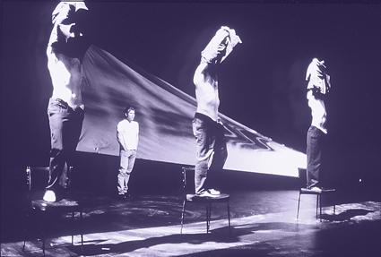Junction Theatre & Leigh Warren Dancers, Piercing the Skin