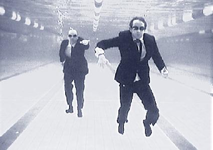 Peter Sheedy & Csaba Buday, II (two)video capture
