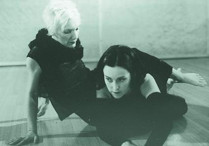 Philipa Rothfield & Elizabeth Keen, Pensive