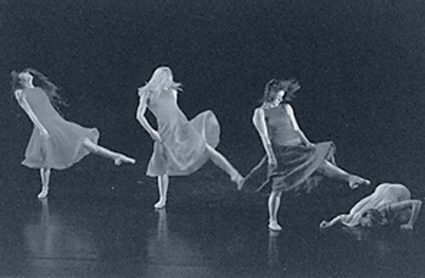 Paulina Quinteros' Fie, Dance Creation 98