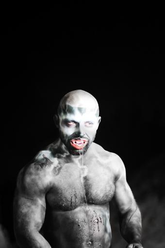 François Sagat, LA Zombie