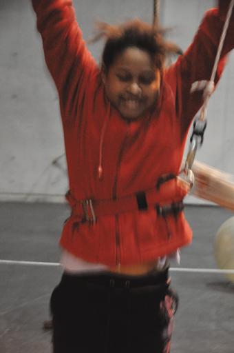 Wasana Dixon, Indigenous & Social Circus Skills Workshop
