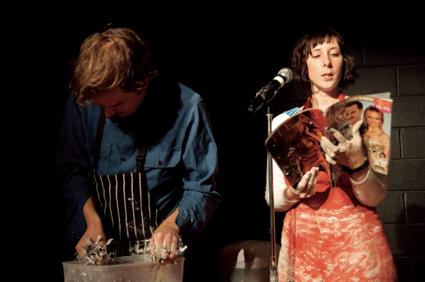 Malcolm Whittaker and Laura Caesar, Starfuckers