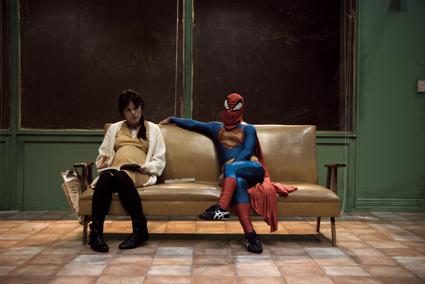 Jo Stone, Paolo Castro, Superheroes