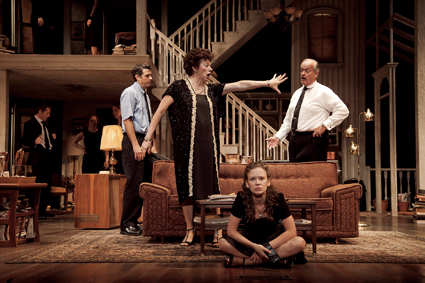 August: Osage County, The Steppenwolf Theatre Company
