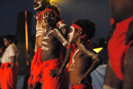 Groote Eylandt Dancers, Mahbilil Festival
