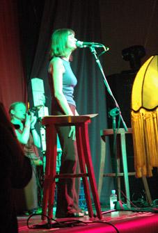 Natasha Anderson & Amanda Stewart