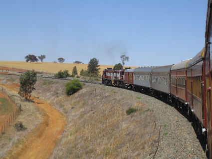 Junee Train, Rolling Stock