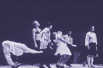Les Ballets C de la B and Het Musiek Lod, La Tristeza Complice