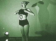 Lisa Ffrench, (H.T.D.A.P.H) How To Draw A Perfect Heart