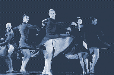 Leigh Warren and Dancers in Shimmer