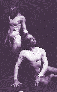 Margrete Helgeby and Stefan Karlsson in I am Nijinsky