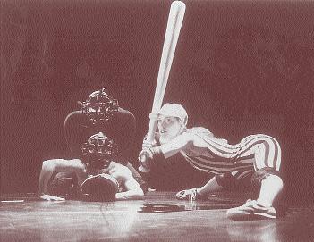 Momix,  Baseball