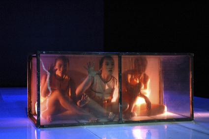 Di Dalam/Di Luar (In/Out), Hartati, Brisbane Festival 2010