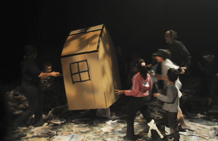 International Masterclass in Contemporary Theatre for Children