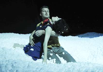 Elizabeth Ryan and Vincent Crowley, Not in a Million Years, Force Majeure
