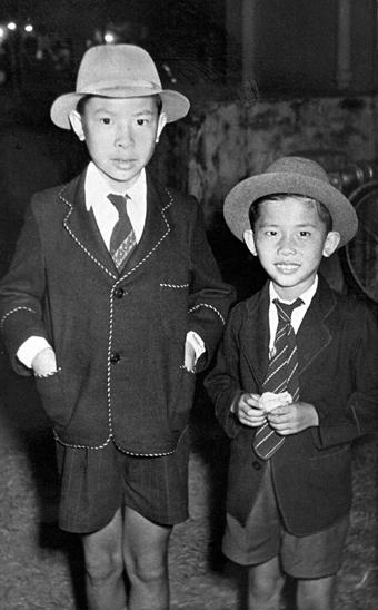 Alan and William Yang