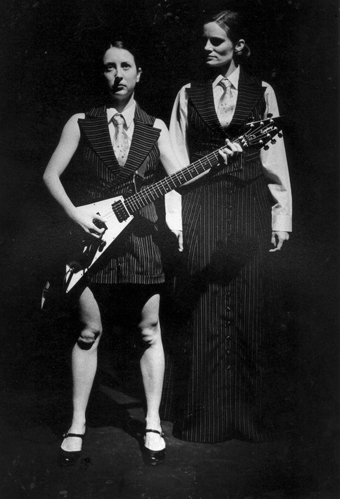 Lisa O'Neill and Christine Johnston, 1998