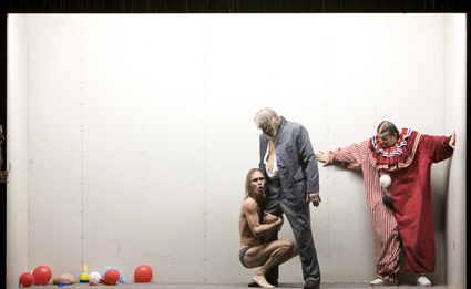 King Lear, director Benedict Andrews, Icelandic National Theatre