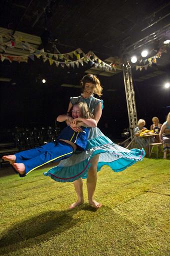 Jess White & Isadora Drummond Sweeney, Next of Kin, November 2010