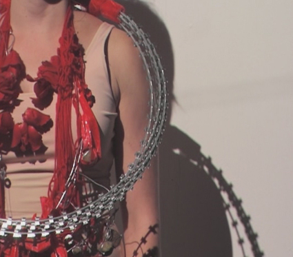 a study in red weight,  Rebecca Cunningham, Exist-ence 2010