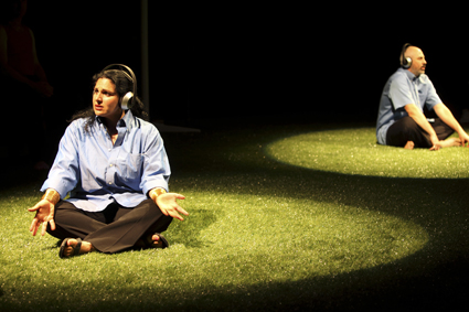 Georgina Naidu, Greg Ulfan Yet to Ascertain the Nature of the Crime, Melbourne Workers Theatre