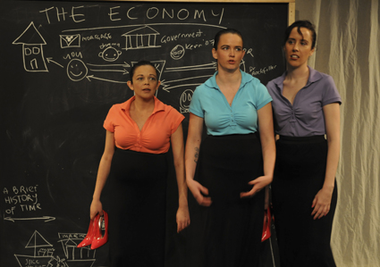 Natalie Rose, Zoe Coombs Marr, Mish Grigor, Everything I Know About the Global Financial Crisis in One Hour, Post