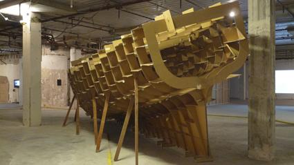 Jonathon Dady, An Uncertain Vessel (2010)