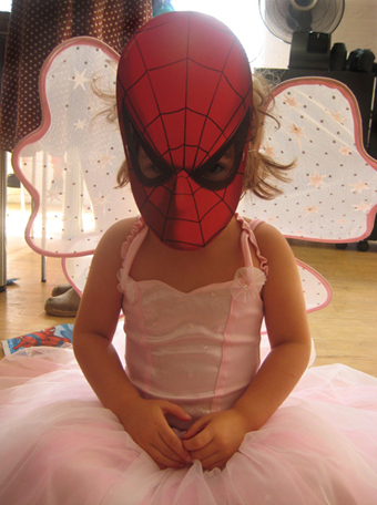 Cordelia Beresford, Superhero, My Favourite Doll