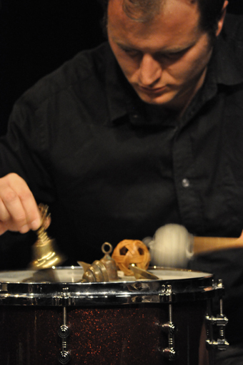 Isaiah Ceccarelli, SoundOut 2011