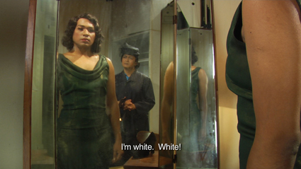 Ming Wong, still from Life of Imitation