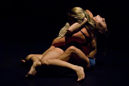 Nicola Leahey, Jessica Jefferies, [sic], Dancenorth
