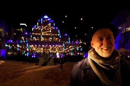 Bruce Ramus, Light Hearts, Light in Winter Festival