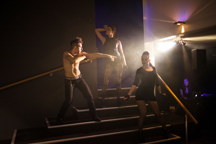 University of Queensland (Australian Drama) students perform Harvest by Manjula Padmanabhan