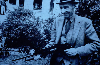 William S. Burroughs—A Man Within