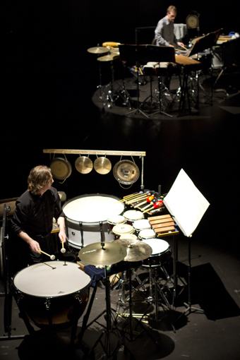 Speak Percussion, Le Noir de l'Etoile
