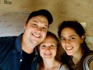 Joshua Tyler, Katarzyna Sitarz, Zoe Scoglio, Home creative team