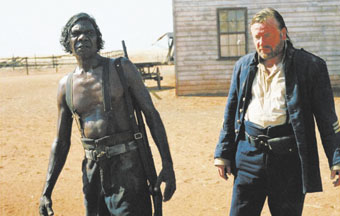 David Gulpilil, Ray Winstone, The Proposition