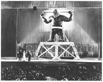 "King Kong (1933), image courtesy of <BR />Michael Callaghan/Effie Holdings""></p> <p class="