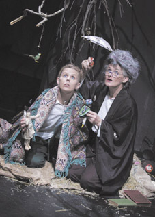 Stace Callaghan and Margi Brown Ash, The Great Exception: or, The Knowing of  Mary Poppins