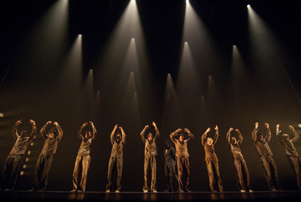 Political Mother, Hofesh Shechter